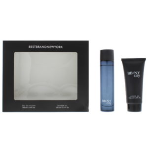 Bbny City Eau de Toilette 2 Pieces Gift Set
