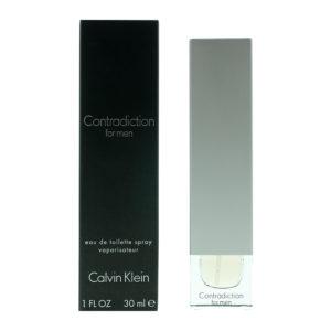 Calvin Klein Contradiction For Men Eau de Toilette 30ml
