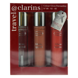 Clarins Gloss Appeal 3 X 00