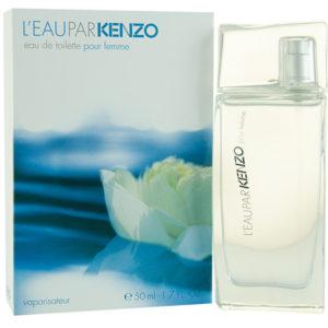 Kenzo L'eau Par Pour Femme Eau de Toilette 50ml