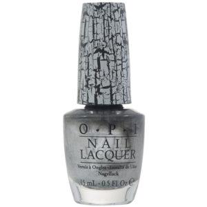 Opi Silver Shatter Nail Polish 15ml