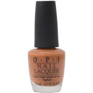 Opi A-Piers To Be Tan Nail Polish 15ml