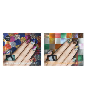 Ciaté Very Colourfoil Wonderland Kaleidoscopic Klash Manicure Kit 13.5ml