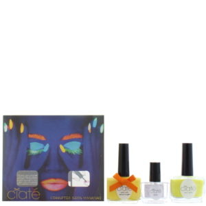 Ciaté Corrupted Neon Big Yellow Taxi Manicure Kit 13.5ml