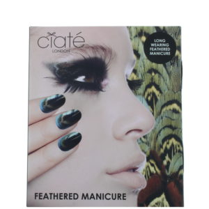 Ciaté Ruffle My Feathers Manicure Kit 5ml