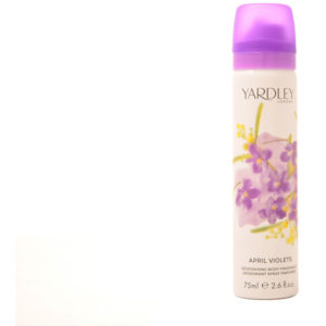 Yardley April Violets Deodorant Spray 75ml