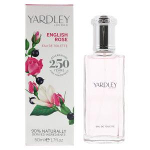 Yardley English Rose Eau de Toilette 50ml