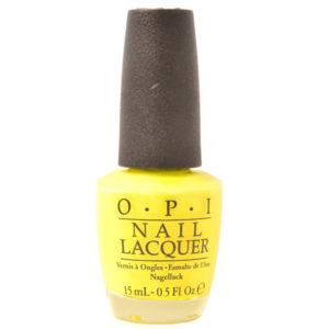 Opi Life Gave Me Lemons Nail Polish 15ml