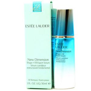 Estée Lauder New Dimension Shape And Fill Expert All Skin Types Serum 30ml
