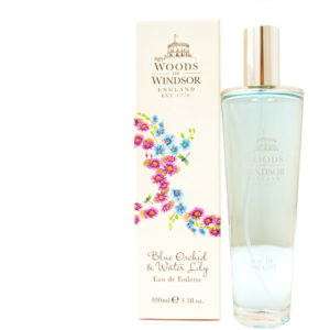 Woods Of Windsor Blue Orchid & Water Lily Eau de Toilette 100ml