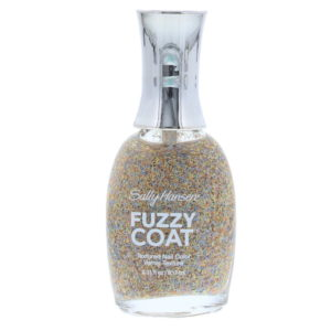 Sally Hansen Fuzzy Coat Textured 200  All Yarned Up Nail Polish 9.17ml