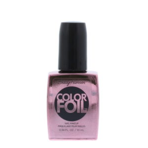 Sally Hansen Color Foil Nail Makeup Rose Copper Nail Polish 10ml