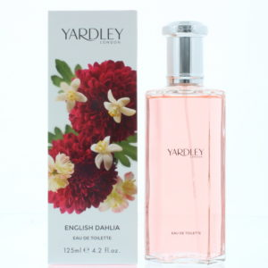 Yardley English Dahlia Eau de Toilette 125ml