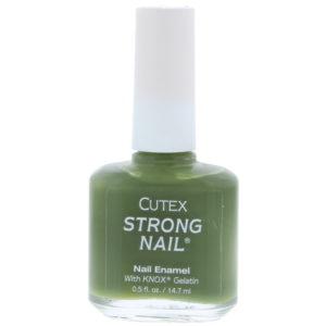Cutex Strong Nail Sweet Pea Nail Polish 14.7ml