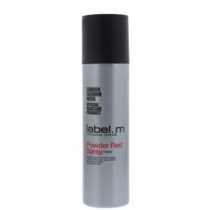Label M Powder Red Spray 150ml