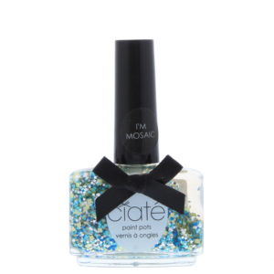 Ciaté Ciate I'm Mosaic Night On The Tiles Nail Polish 13.5ml