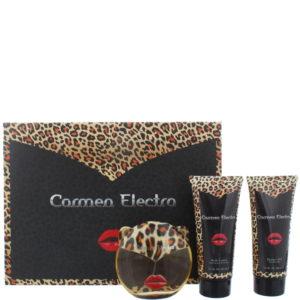 Carmen Electra Eau de Parfum 3 Pieces Gift Set