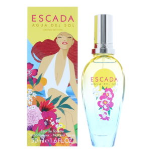 Escada Agua Del Sol Limited Edition Eau de Toilette 50ml