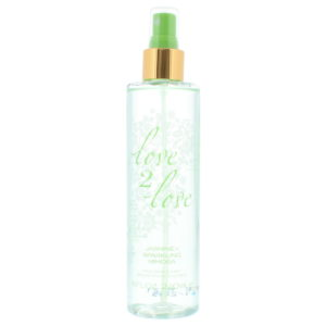 Love 2 Love Jasmine + Sparkling Mimosa Fragrance Mist 240ml