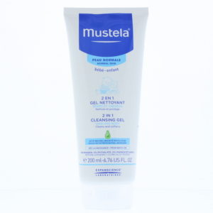 Mustela Bébé-Enfant 2 In 1 Cleansing Gel 200ml