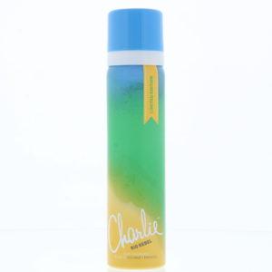 Revlon Charlie Rio Rebel Limited Edition Body Spray 75ml