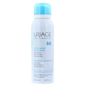 Uriage Fresh Sensitive Skin Deodorant 125ml
