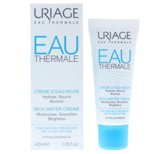 Uriage Eau Thermale Very Dry To Dry Skin Rich Cream 40ml