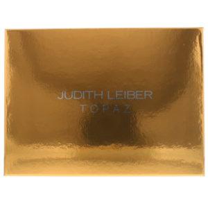 Judith Leiber Topaz Eau de Parfum 2 Pieces Gift Set