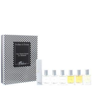 Odori The White Room Of Memory Eau de Toilette Gift Set : Eau de Toilette X 6 15ml - Eau de Toilette 50ml