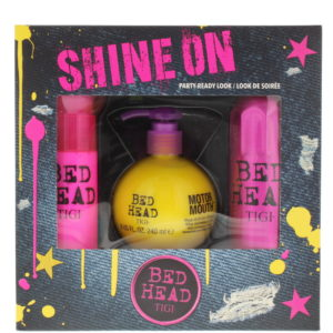 Tigi Bed Head Shine On Haircare 3 Pieces Gift Set