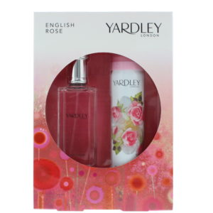 Yardley English Rose Eau de Toilette 2 Pieces Gift Set