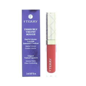 By Terry Terrybly Velvet Rouge Liquid Velvet N°9 My Red Lipstick 2ml