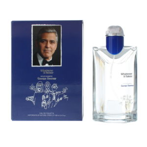 Whatever It Takes George Clooney Eau de Toilette 100ml