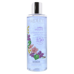 Yardley April Violets Body Wash 250ml