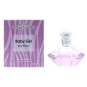 Designer French Collection Baby Girl Pour Femme Eau de Parfum 75ml
