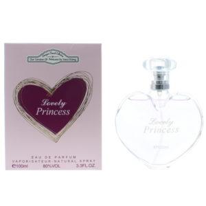 Designer French Collection Lovely Princess Eau de Parfum 100ml