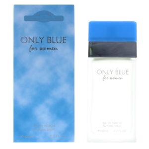 Designer French Collection Only Blue For Women Eau de Parfum 100ml