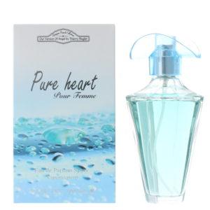 Designer French Collection Pure Heart Pour Femme Eau de Parfum 100ml