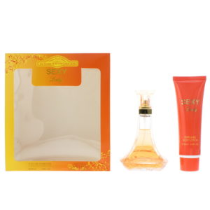 Designer French Collection Sexy Lady Eau de Parfum 2 Pieces Gift Set