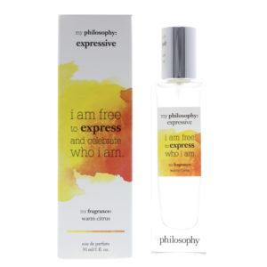 Philosophy Expressive Warm Citrus Eau de Parfum 30ml