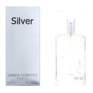 Carlo Corinto Silver Eau de Toilette 100ml