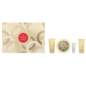 Elizabeth Arden Ceramide Daily Youth Restoring Serum Skincare Set Gift Set : Ceramide Serum Capsules X 60 28ml - Day Cream 15ml - Night  Cream 15ml -