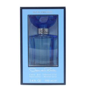 Oscar De La Renta Blue Orchid Eau de Toilette 100ml