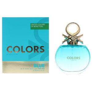 Benetton Colours De Benetton Blue Eau de Toilette 80ml
