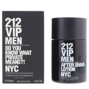 Carolina Herrera 212 Vip Men Aftershave 100ml