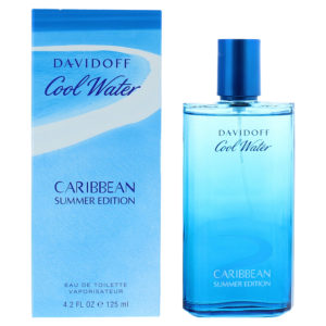 Davidoff Cool Water Caribbean Summer Edition Eau de Toilette 125ml