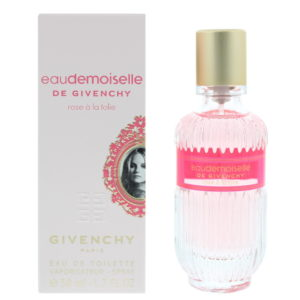 Givenchy Eau Demoiselle De Givenchy Rose À La Folie Eau de Toilette 50ml