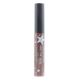Lottie London Slay All Day Longwear Matte Liquid Metallic Shook Lipstick 6ml
