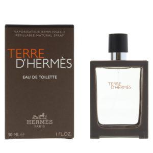 Hermès Terre D'hermès Refillable Eau de Toilette 30ml