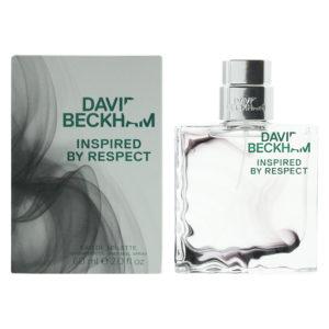 David Beckham Inspired By Respect Eau de Toilette 60ml
